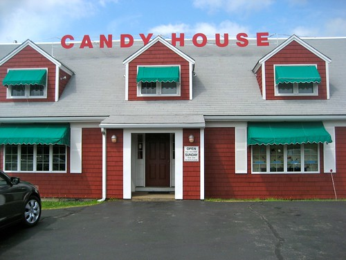 Nichols Candy House