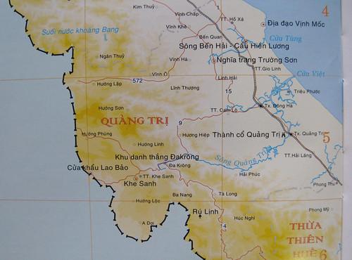 QuangTri - DMZ Tour