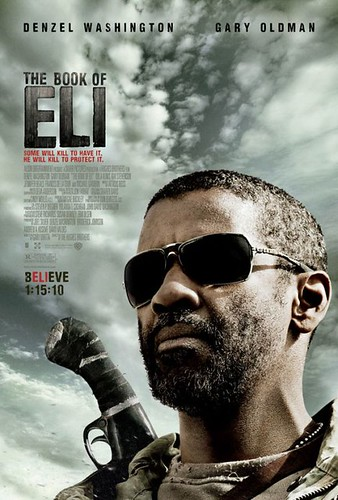 The Book of Eli (2009) poster