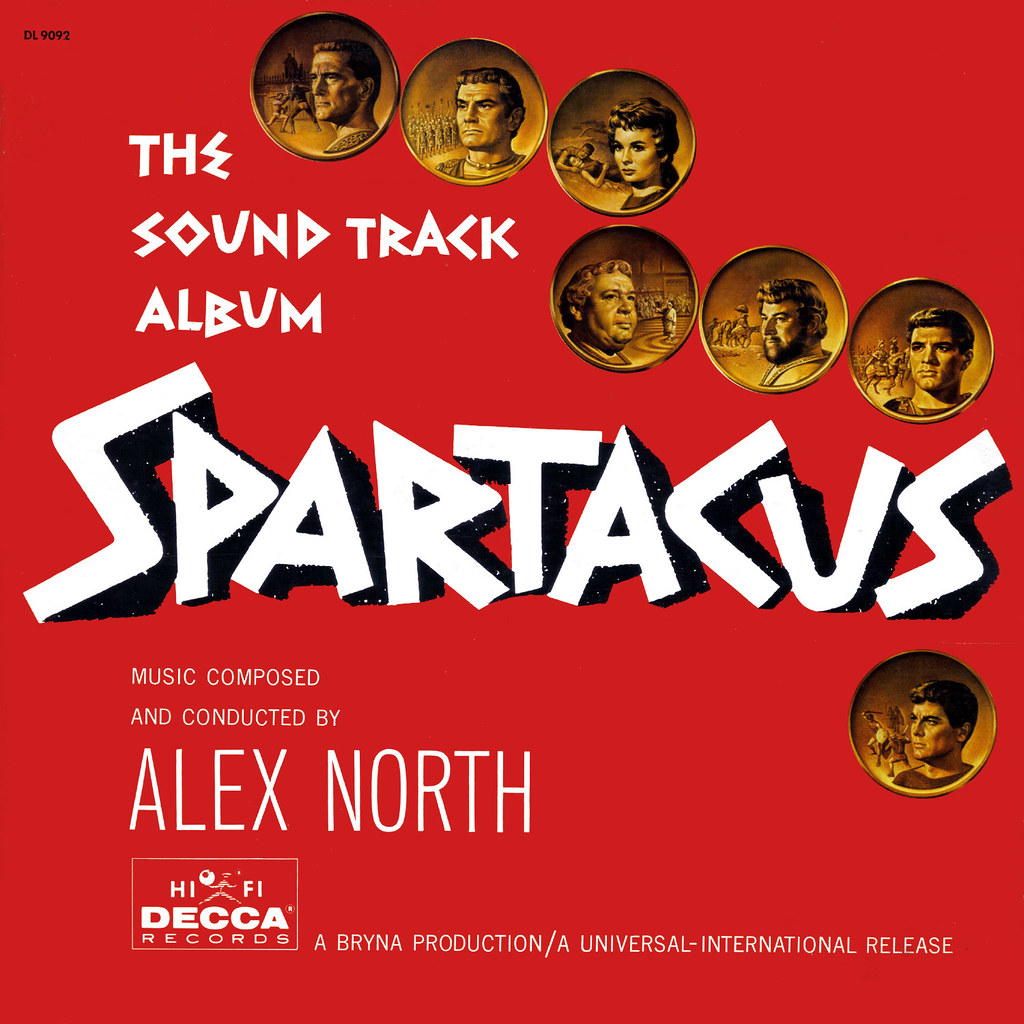 Alex North - Spartacus