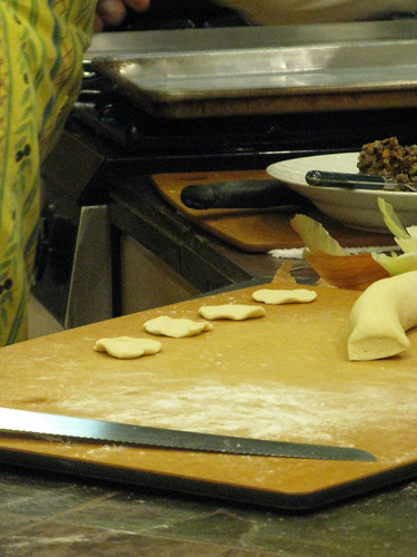 cooking class 12/3/09