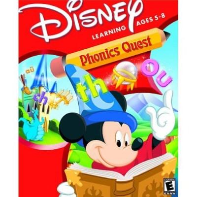 Disney Phonics