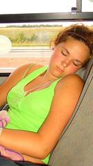 Rheannon Sleeping