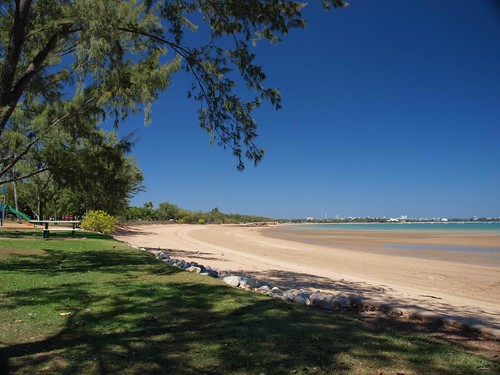 Darwin from East Point Reserve