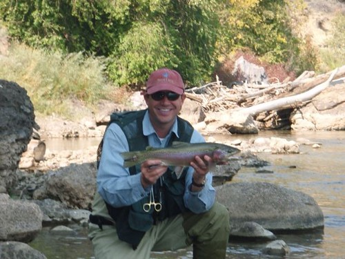 Animas River Rainbow Trout