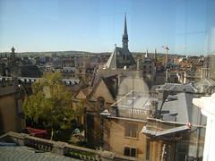 Sheldonian Theatre - Blick von der Kuppel 4