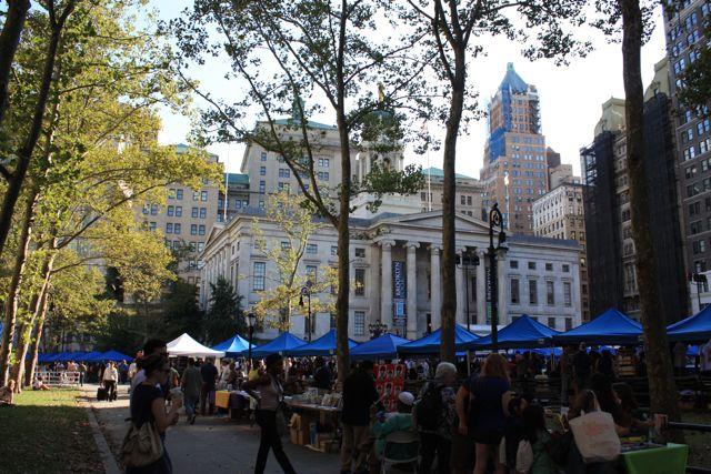 Brooklyn Borough Hall Book Fair