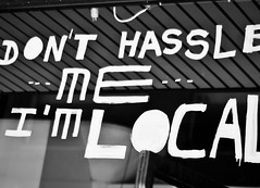 Don't Hassle Me