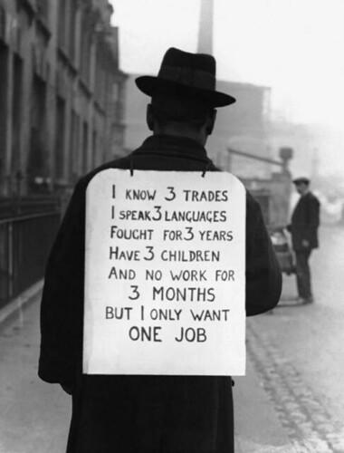 Trabajador en paro