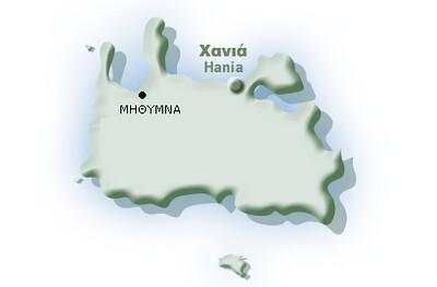 mithmna map