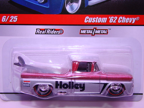 hw delivery custom '62 Chevy
