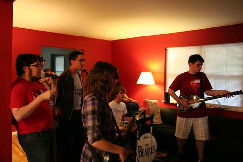 276/365: Housewarming Party