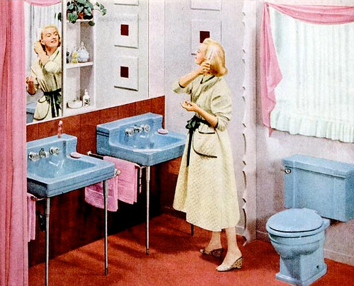 Bathroom (1955)