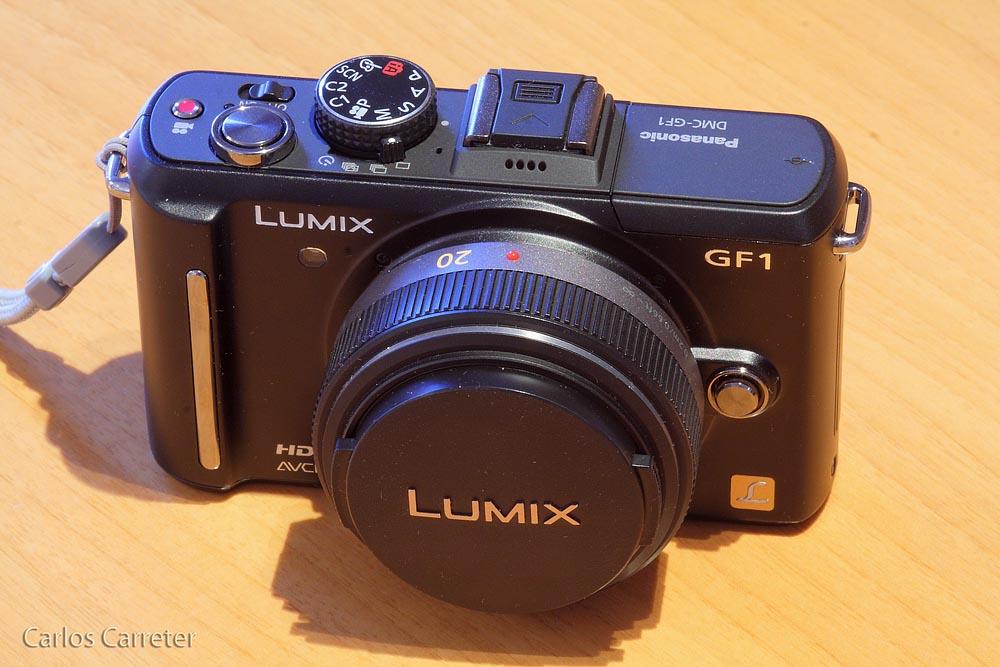 Panasonic Lumix GF1 + Lumix G 20/1,7 ASPH.