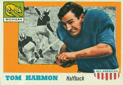 1955 Topps All American #35