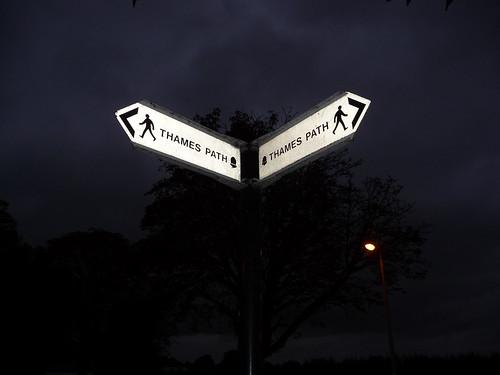 Ah, Thames Path, we meet again...