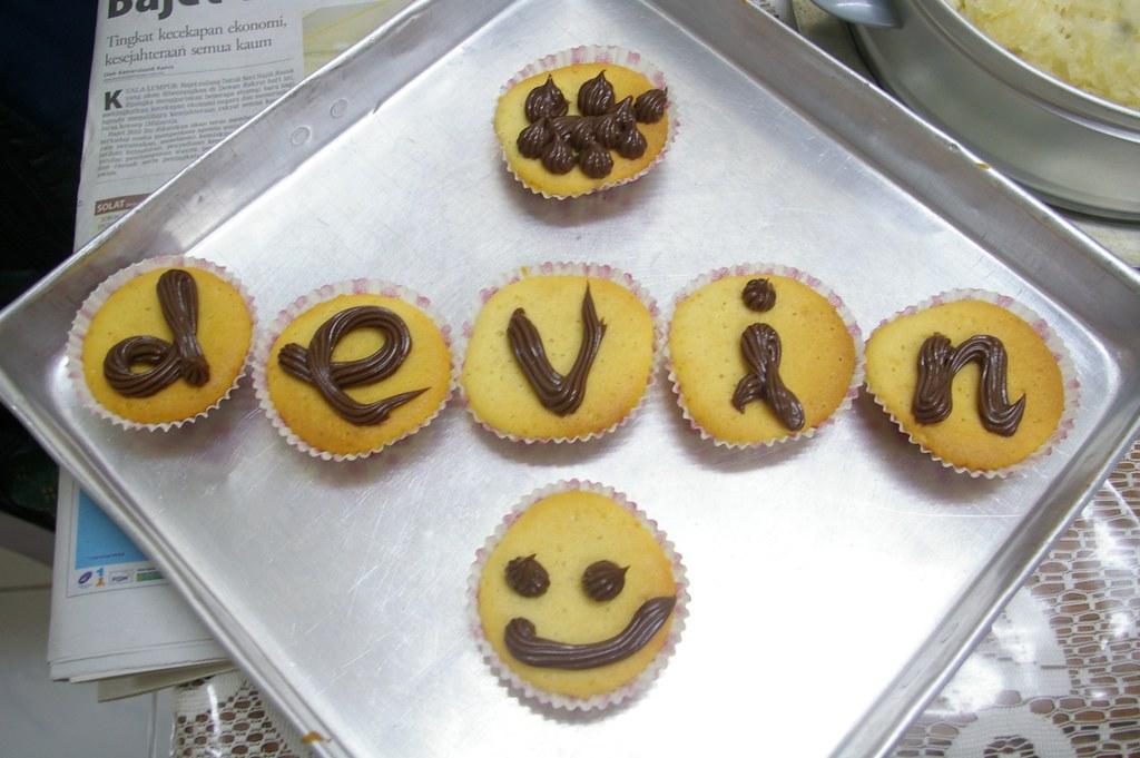 Devin cuppies.