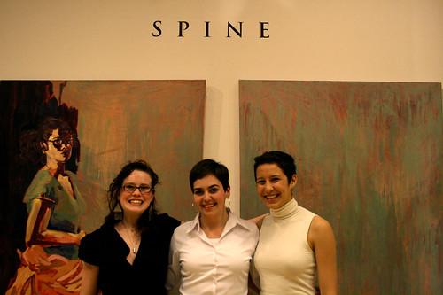 Eliza Murphy, Jessica Planos, Jenna Miller, Class of 2010
