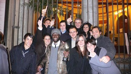 Winners by