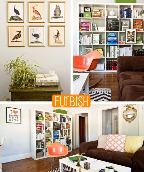 At Home Design Parties: Furbish Design