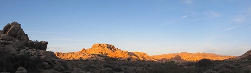Sunrise panorama by you.
