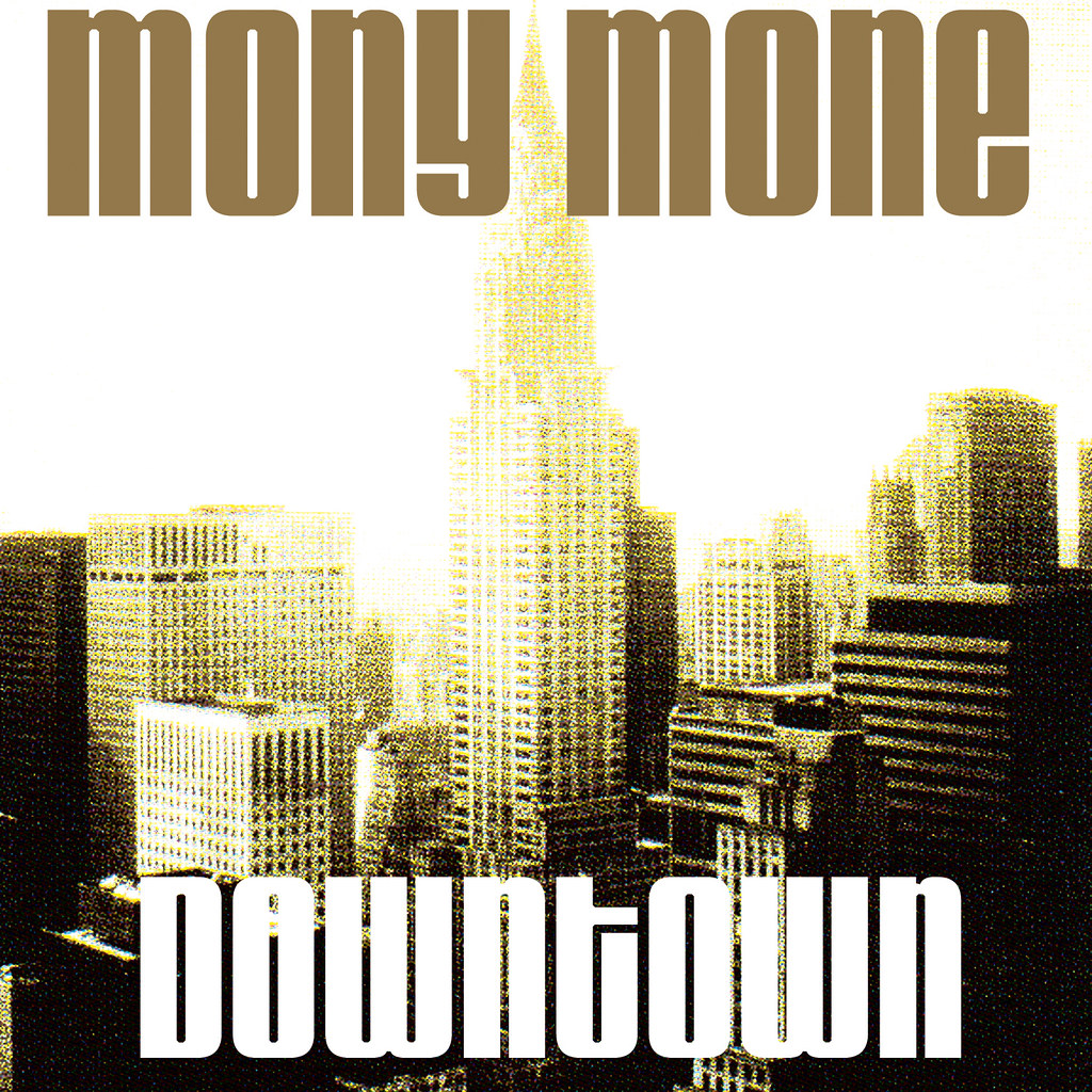 Money Mone Downtown Cd Cover