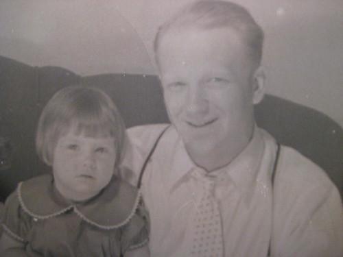 Bryan's mom & grandpa