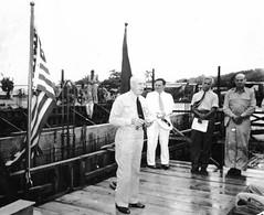 Governor Charles A. Pownall