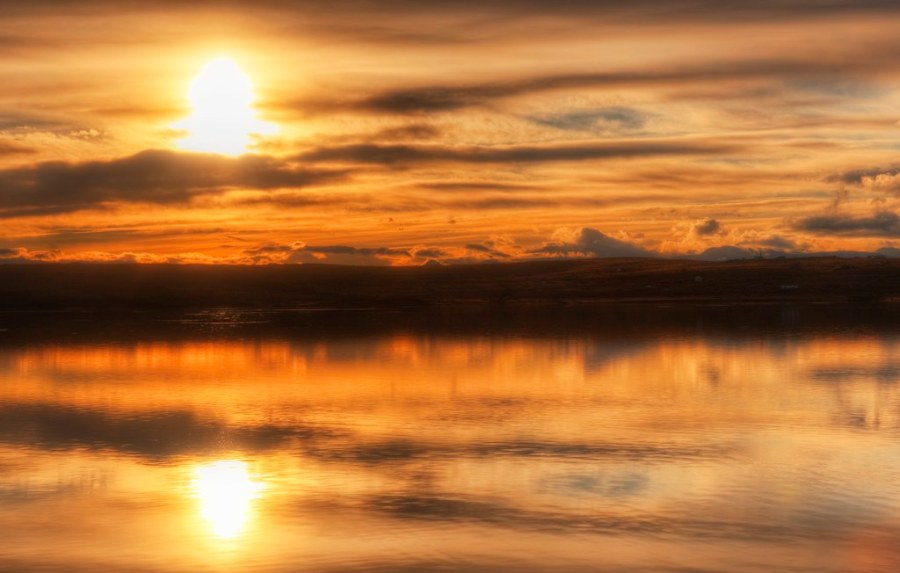 A Final Sunset