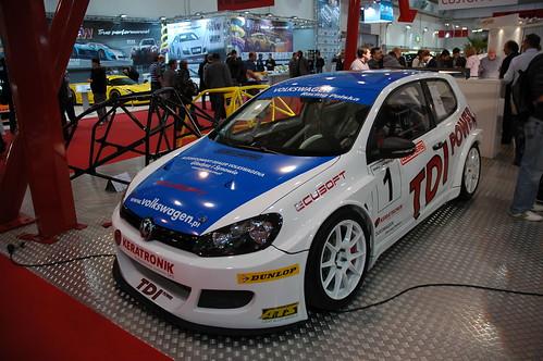 Wiechers Sport & Volkswagen Poland MK6 TDI Racecar