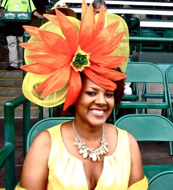 exoticflower hat