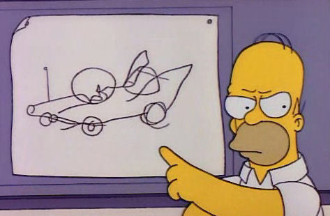 homercarblueprint