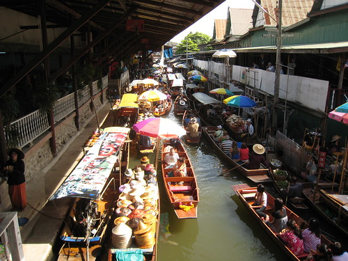 Floating Market (Bangkok, Thailand)