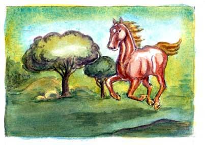 horsegallop