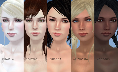Eloh Eliot gives away (beautiful!) free skins!
