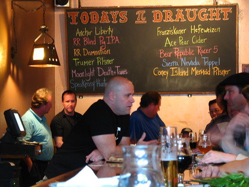 Pi opens with an elegant list on draft