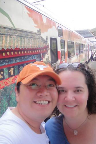 Taiwan's Tourism Train