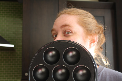 Smizing Over Ebelskivers