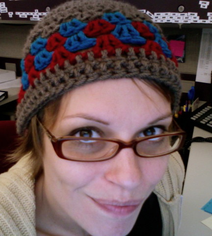 I made a new hat