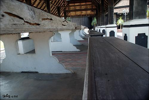 The Kampung Laut Mosque