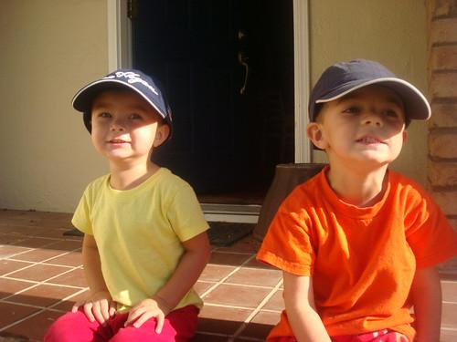 wearin' hats