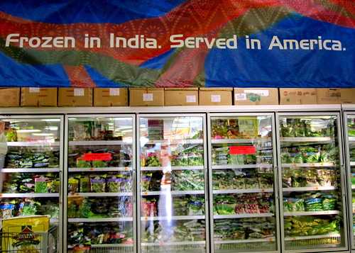 Frozen in India, Served in America