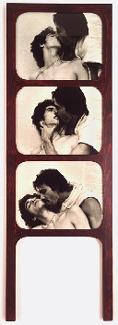 Robert Mapplethorpe - Charles and Jim - 1974