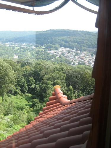 Pagoda Roof View