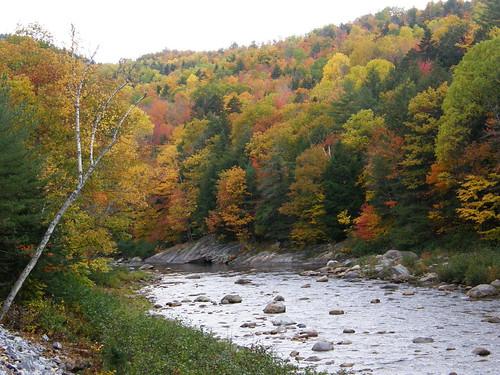 White Mountains, Maine