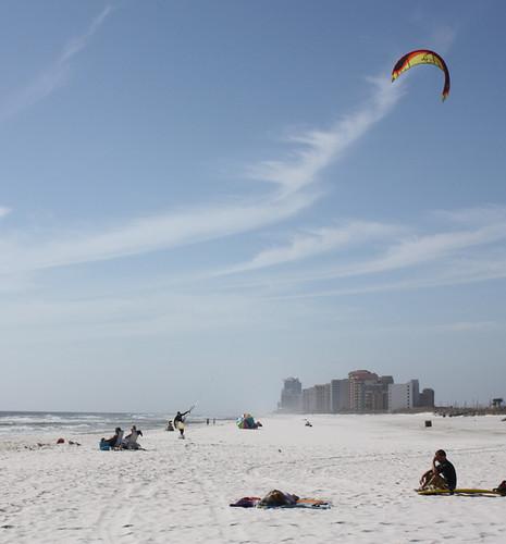 Dragging the Kite