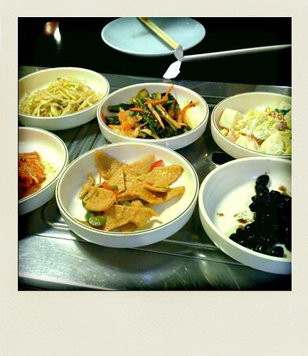 Dinner @ Seoul Garden