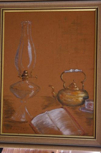 Paintings by my Grandma Frankie