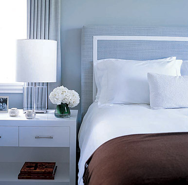 monique lhullier's bedroom