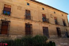 Palacio barroco de Sansol